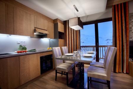 Summer accommodation Résidence Chalet des Neiges la Source des Arcs