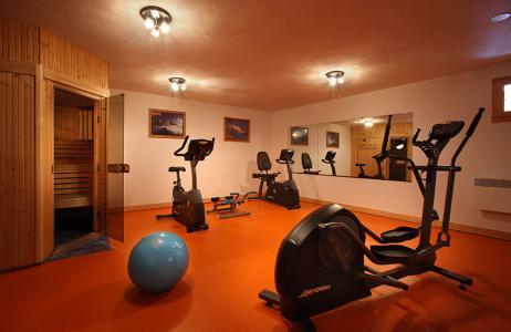 Vacances en montagne Résidence Chalet des Neiges Plein Sud - Val Thorens - Espace fitness