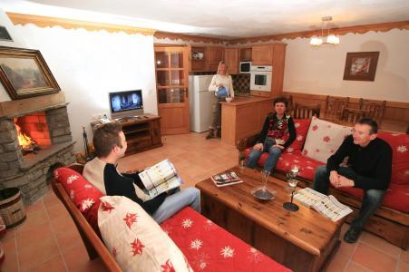 Summer accommodation Résidence Chalet des Neiges Plein Sud