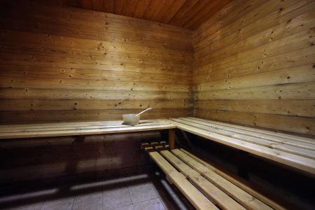 Vacances en montagne Résidence Chalet des Neiges - Oz en Oisans - Sauna