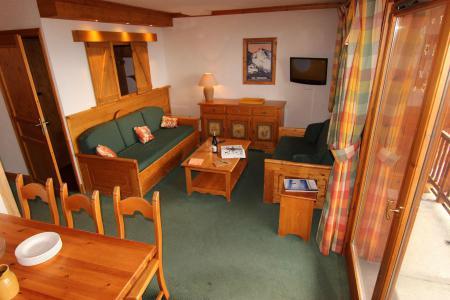 Vacances en montagne Appartement 3 pièces 6 personnes (12) - Résidence Chalet le Cristallo - Val Thorens - Séjour
