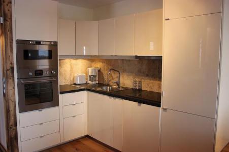 Vacances en montagne Appartement duplex 4 pièces 8 personnes (13) - Résidence Chalet le Cristallo - Val Thorens - Cuisine