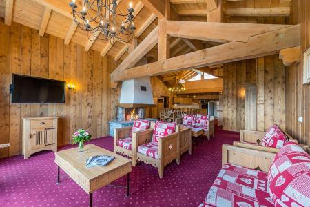 Vacances en montagne Appartement 7 pièces 12-14 personnes - Résidence Chalet le Refuge la Rosière - La Rosière - Banquette
