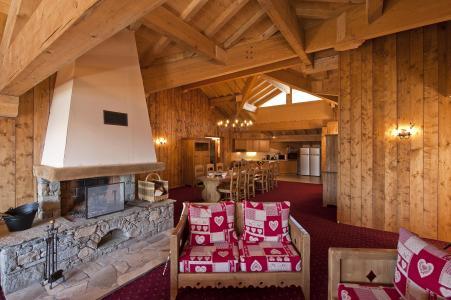 Vacances en montagne Appartement 7 pièces 12-14 personnes - Résidence Chalet le Refuge la Rosière - La Rosière - Séjour