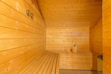 Vacances en montagne Résidence Chalet le Refuge la Rosière - La Rosière - Sauna