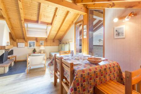 Holiday in mountain resort 2 room apartment sleeping corner 6 people (15) - Résidence Chalets du Planay - Montalbert
