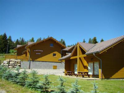 Location au ski Résidence Chalets Margot - Superdévoluy - Extérieur été