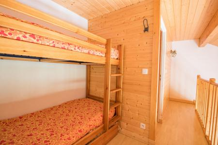 Holiday in mountain resort Résidence Chalets Margot - Superdévoluy - Bunk beds