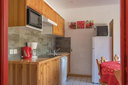 Holiday in mountain resort Résidence Chalets Margot - Superdévoluy - Kitchenette