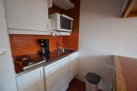 Vacances en montagne Appartement triplex 3 pièces 7 personnes (835) - Résidence Challe - Les Menuires - Cuisine