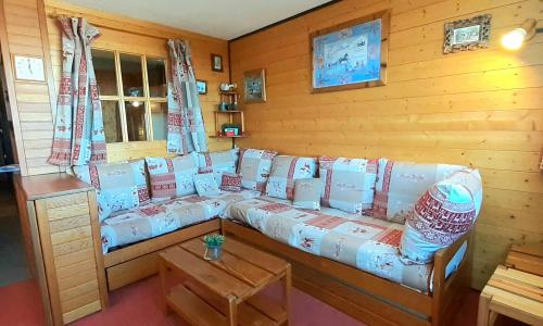 Vacances en montagne Studio 4 personnes (131) - Résidence Chamois - La Plagne