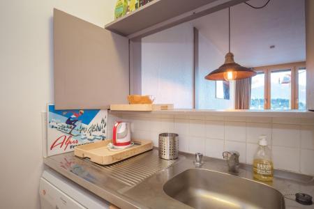 Vacances en montagne Appartement 2 pièces 4 personnes (CROCUS) - Résidence Chamois Blanc - Chamonix - Cuisine