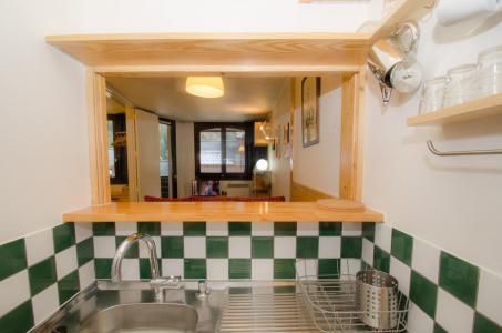 Vacances en montagne Appartement 2 pièces 4 personnes (FORSYTIA) - Résidence Chamois Blanc - Chamonix - Cuisine