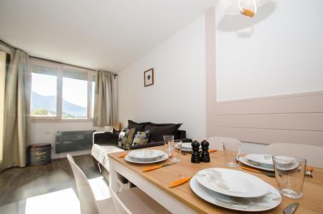 Vacances en montagne Appartement 2 pièces 4 personnes (INDIA) - Résidence Chamois Blanc - Chamonix - Logement