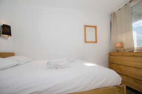 Vacances en montagne Appartement 2 pièces 4 personnes (INDIA) - Résidence Chamois Blanc - Chamonix - Chambre