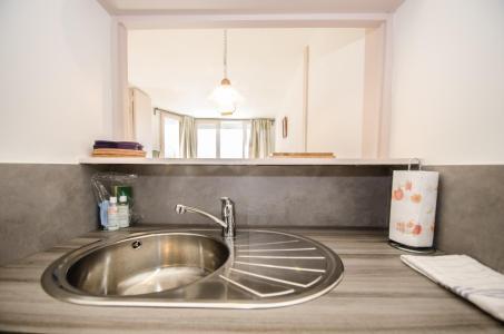 Vacances en montagne Appartement 2 pièces 4 personnes (INDIA) - Résidence Chamois Blanc - Chamonix - Cuisine