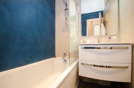 Vacances en montagne Appartement 2 pièces 4 personnes (INDIA) - Résidence Chamois Blanc - Chamonix - Salle de bains