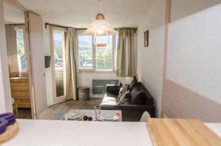Vacances en montagne Appartement 2 pièces 4 personnes (INDIA) - Résidence Chamois Blanc - Chamonix - Séjour