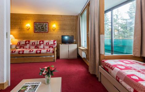 Vacances en montagne Résidence Chanteneige Croisette - Les Menuires - Tv