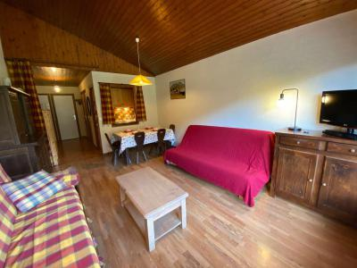 Holiday in mountain resort 2 room apartment 5 people (3D) - Résidence Charme - Le Grand Bornand