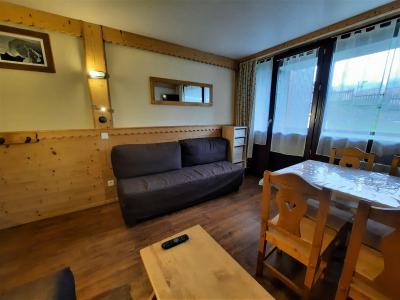 Vacances en montagne Studio 3 personnes (11) - Résidence Charmette - Les Menuires - Plan