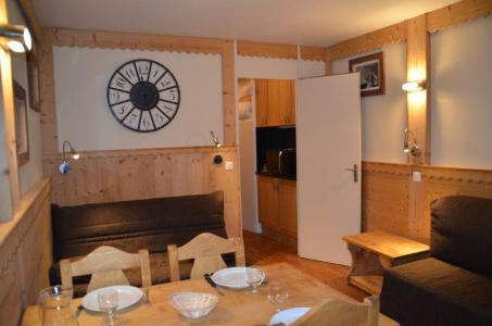Vacances en montagne Studio 3 personnes (11) - Résidence Charmette - Les Menuires - Logement