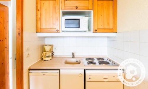 Vacances en montagne Appartement 2 pièces 5 personnes (Confort 30m²) - Résidence Charmettoger - Maeva Home - Les Arcs - Extérieur été