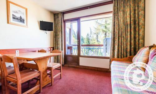 Location au ski Studio 4 personnes (Budget 24m²) - Résidence Charmettoger - Maeva Home - Les Arcs - Extérieur été