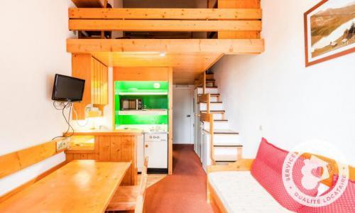 Location au ski Studio 4 personnes (Confort 24m²) - Résidence Charmettoger - Maeva Home - Les Arcs - Extérieur été