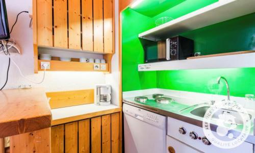 Vacances en montagne Studio 4 personnes (Confort 24m²) - Résidence Charmettoger - Maeva Home - Les Arcs - Extérieur été