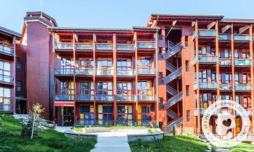 Location au ski Résidence Charmettoger - Maeva Home - Les Arcs - Extérieur été