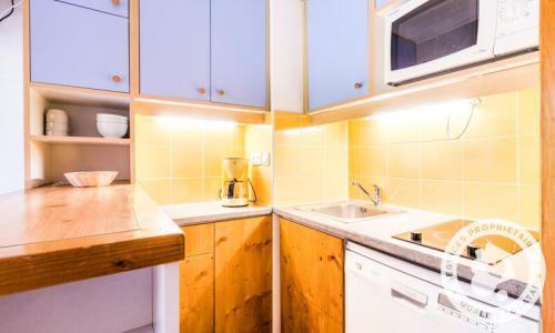 Vacances en montagne Studio 6 personnes (Confort 30m²) - Résidence Charmettoger - Maeva Home - Les Arcs - Extérieur été