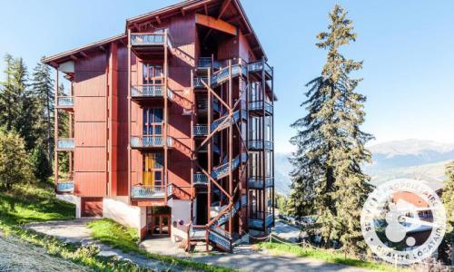 Location au ski Studio 6 personnes (Sélection 30m²) - Résidence Charmettoger - Maeva Home - Les Arcs - Extérieur été