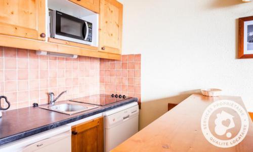 Location au ski Appartement 2 pièces 5 personnes (Confort 30m²) - Résidence Charmettoger - Maeva Home - Les Arcs - Extérieur été