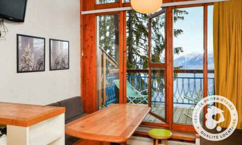 Location au ski Studio 6 personnes (Confort 35m²) - Résidence Charmettoger - Maeva Home - Les Arcs - Extérieur été