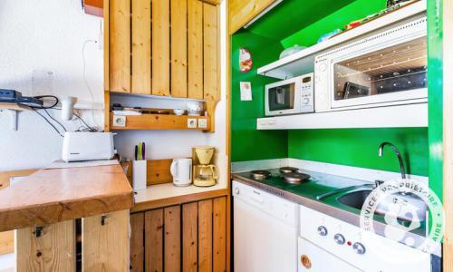 Location au ski Appartement 2 pièces 6 personnes (Budget 40m²) - Résidence Charmettoger - Maeva Home - Les Arcs - Extérieur été