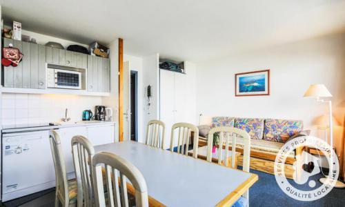 Location au ski Appartement 3 pièces 6 personnes (Confort -5) - Résidence Charmettoger - Maeva Home - Les Arcs - Extérieur été