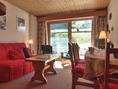 Vacances en montagne Appartement 2 pièces 4 personnes (03) - Résidence Chasseforêt - Méribel - Séjour