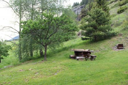 Vacances en montagne Appartement 2 pièces 5 personnes (004) - Résidence Chenevière - Val Cenis - Extérieur été