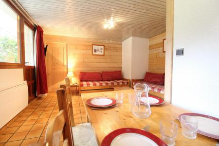 Vacances en montagne Appartement 2 pièces 5 personnes (005) - Résidence Chenevière - Val Cenis - Séjour
