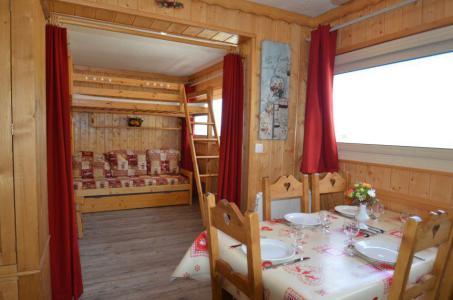 Vacances en montagne Studio 4 personnes (846) - Résidence Cherferie - Les Menuires