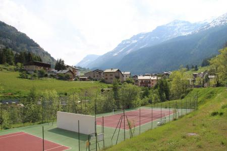 Vacances en montagne Appartement 3 pièces 6 personnes (084) - Résidence Chevallier - Val Cenis - Extérieur été