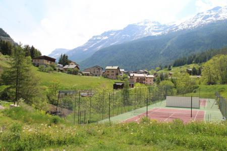 Vacances en montagne Appartement 2 pièces 4 personnes (001) - Résidence Chevallier - Val Cenis - Extérieur été