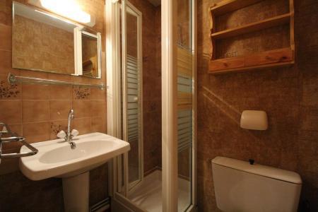Vacances en montagne Appartement 2 pièces 4 personnes (124) - Résidence Chevallier - Val Cenis - Douche