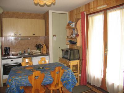 Vacances en montagne Studio coin montagne 4 personnes (123) - Résidence Chevallier - Val Cenis - Cuisine