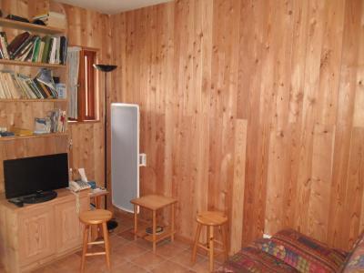 Vacances en montagne Studio coin montagne 4 personnes (123) - Résidence Chevallier - Val Cenis - Séjour