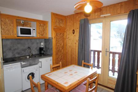 Vacances en montagne Studio coin montagne 4 personnes (130) - Résidence Chevallier - Val Cenis - Cuisine