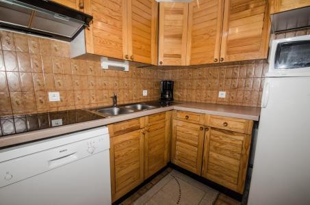 Vacances en montagne Appartement 2 pièces 4 personnes - Résidence Choucas - Chamonix - Cuisine