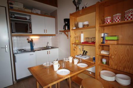 Holiday in mountain resort Studio cabin 4 people (27) - Résidence Christiana - Montalbert