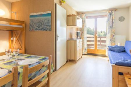 Holiday in mountain resort 2 room apartment 4 people (80) - Résidence Christiana - Montalbert